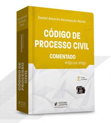 Código de Processo Civil – Comentado 2019