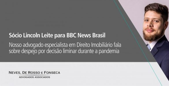 Sócio Lincoln Leite para BBC News Brasil
