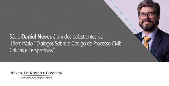 """Seminário """"Diálogos Sobre o Código de Processo Civil: Críticas e Perspectivas"""""""