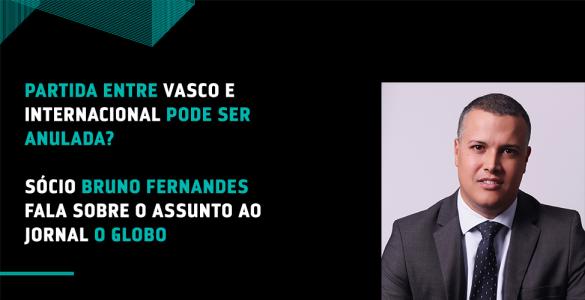 Partida entre Vasco e Internacional pode ser anulada?